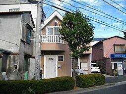 東京都江戸川区西小岩3丁目の賃貸アパートの外観