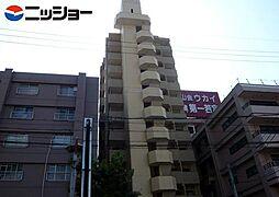 エスポア日吉[6階]の外観