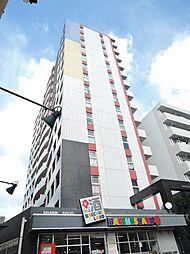 福岡県北九州市小倉北区中津口1丁目の賃貸マンションの外観