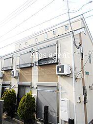神奈川県横浜市中区大平町の賃貸アパートの外観