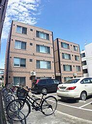 北海道札幌市豊平区美園七条1丁目の賃貸マンションの外観