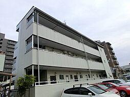 愛知県日進市浅田平子2丁目の賃貸マンションの外観