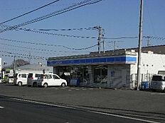 ローソン 千代田稲吉店(648m)