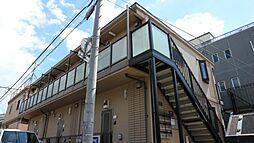 ソワサント菅野[2階]の外観