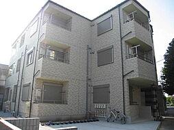 東京都江戸川区西小岩2丁目の賃貸マンションの外観