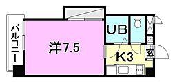 リモージュ小坂[402 号室号室]の間取り