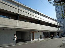 プラチナコート広尾[2階]の外観