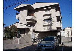京都府宇治市木幡大瀬戸の賃貸マンションの外観