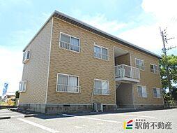 シティハイツ井田A棟[2階]の外観