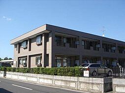 大崎台長澤マンション[106号室]の外観