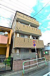 ファインビレッジ朝志ヶ丘[3階]の外観