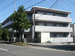 広島県広島市安佐南区伴東4丁目の賃貸マンションの外観