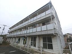 千葉県佐倉市西志津6の賃貸マンションの外観