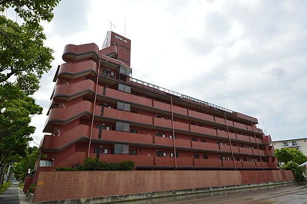 セザール第一西神戸[204号室]の外観