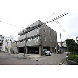 新潟県新潟市中央区笹口3丁目の賃貸マンションの外観