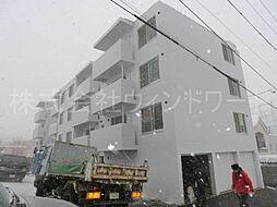 ヴェリテ手稲本町[2階]の外観