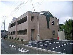 埼玉県東松山市山崎町の賃貸マンションの外観