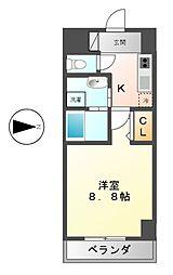 シュテルン23[2階]の間取り