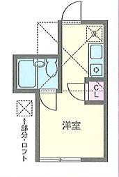 ピュアハウス金沢文庫第2[2階]の間取り
