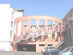 神奈川県川崎市中原区宮内1丁目の賃貸マンションの外観