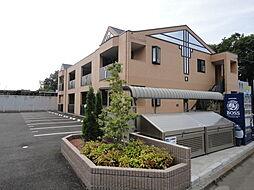 栃木県河内郡上三川町大字坂上の賃貸アパートの外観