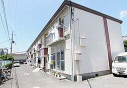 古川マンション[201号室]の外観