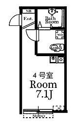 Court Arrow[2階]の間取り