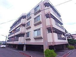 富士雁屋西マンション[2階]の外観