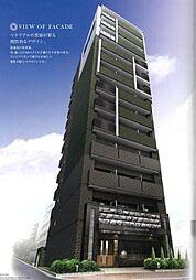 プレサンス上前津フィット[12階]の外観