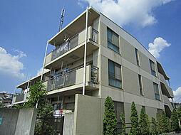神奈川県横浜市港北区高田西4丁目の賃貸マンションの外観