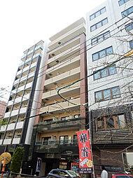 福岡県福岡市中央区大宮1丁目の賃貸マンションの外観