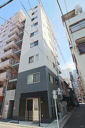 東京メトロ有楽町線 新富町駅 徒歩3分の賃貸マンション