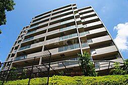 ヒルズ北千里古江台[5階]の外観
