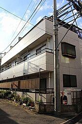ホワイトコート綾瀬[1階]の外観