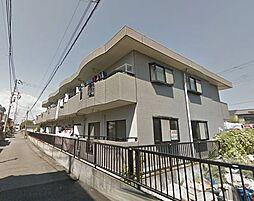東京都昭島市松原町5丁目の賃貸マンションの外観
