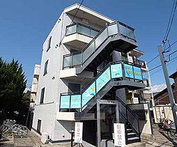 京都府京都市伏見区深草南蓮池町の賃貸マンションの外観