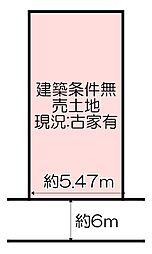 阪急嵐山線 上桂駅 徒歩6分