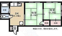 西観音町駅 4.0万円