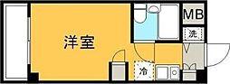 埼玉県さいたま市大宮区土手町1丁目の賃貸マンションの間取り
