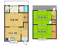 柴田住宅[2階]の間取り