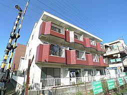 サントピア新松戸参番館[2階]の外観