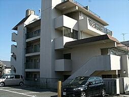 奈良県奈良市富雄北2丁目の賃貸マンションの外観