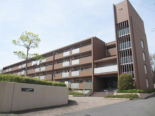 愛知県尾張旭市平子町西の賃貸マンションの外観