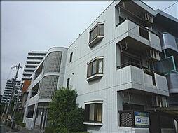 大阪府茨木市天王2丁目の賃貸マンションの外観