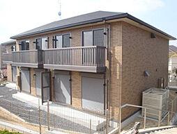 愛知県名古屋市名東区高針5丁目の賃貸アパートの外観