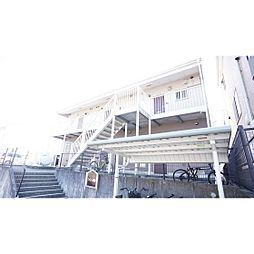 ファミール尾崎[2階]の外観