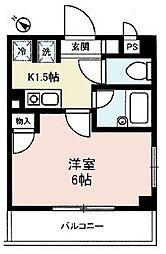 LUMIELE S・K[2階]の間取り