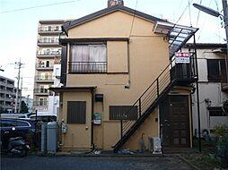 東京都板橋区成増3丁目の賃貸アパートの外観