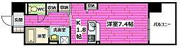 パルテール[4階]の間取り