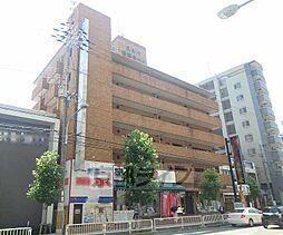 大阪府枚方市楠葉並木の賃貸マンションの外観
